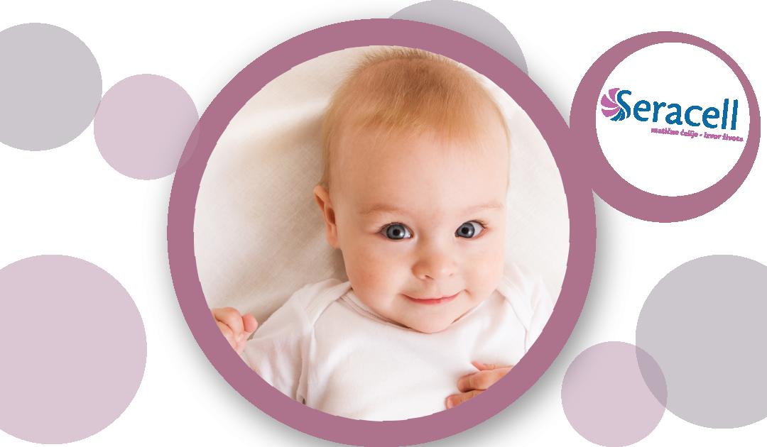 Novo iz Seracell-a: 5 godina više sigurnosti za vaše dete
