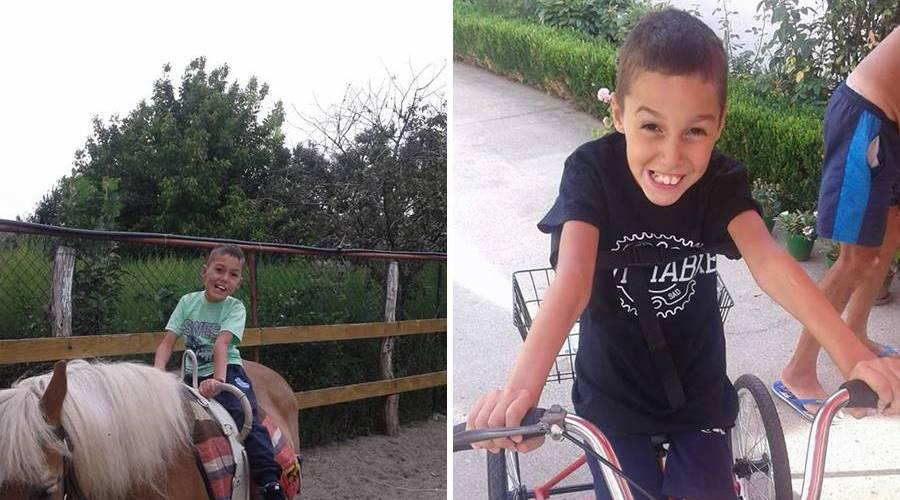 Matičnim ćelijama pobedio paralizu i sad vozi i bicikl