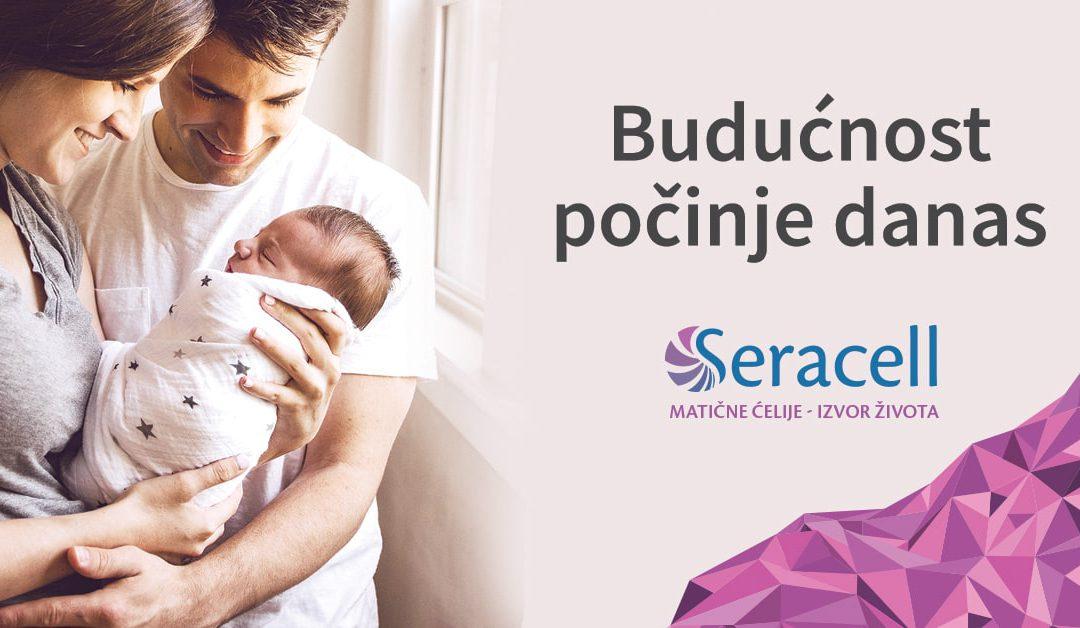 Budućnost počinje danas – sačuvajte matične ćelije svoje bebe